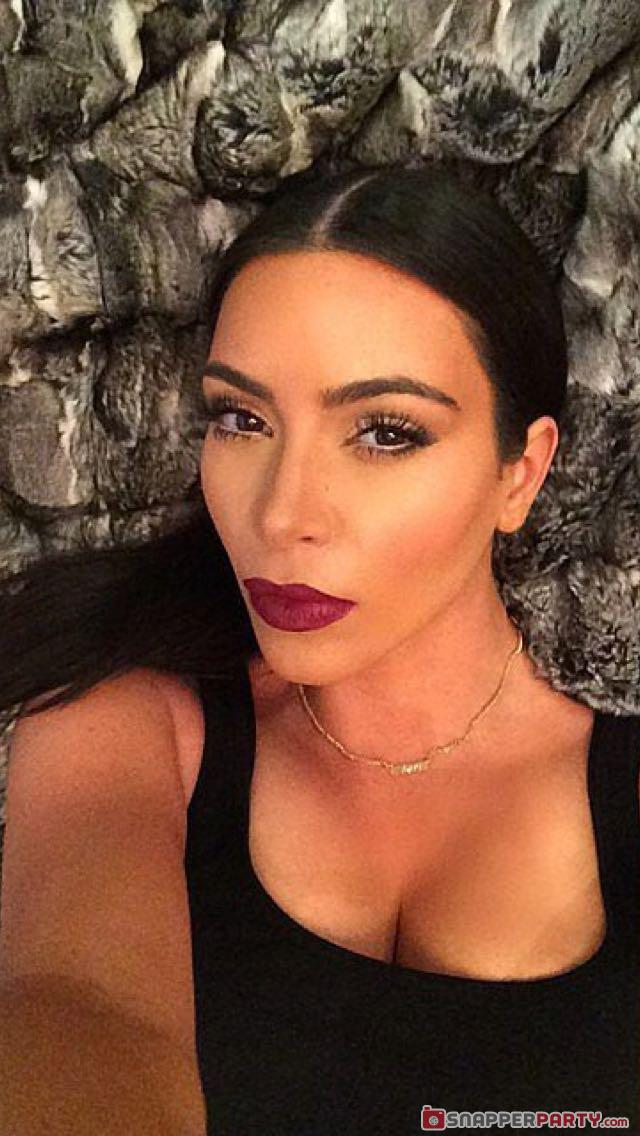 Kim Kardashian  Kimkardash Snapchat - Nudes, Porn  Sex At Snapperparty-3530